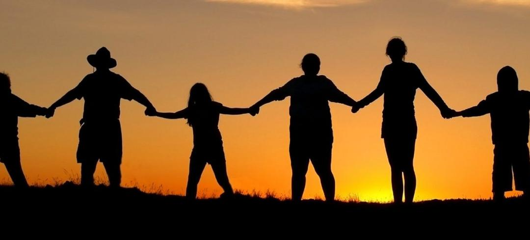 Por união, conciliação e reconciliação