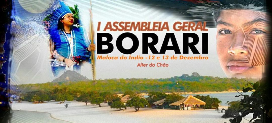 I Assembleia Geral Borari