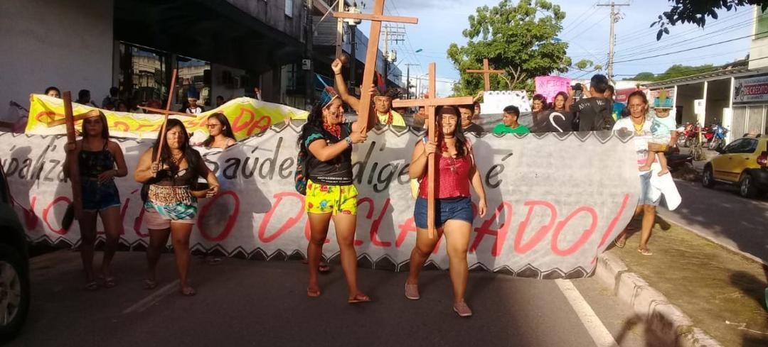Indígenas levantam mobilização nacional contra governo