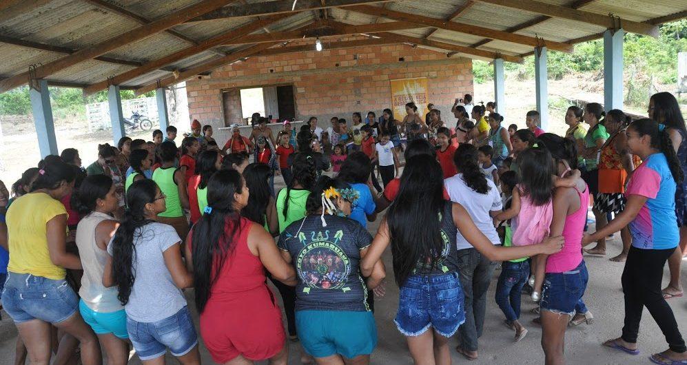 Encontros das mulheres indígenas, a força do movimento está nelas!