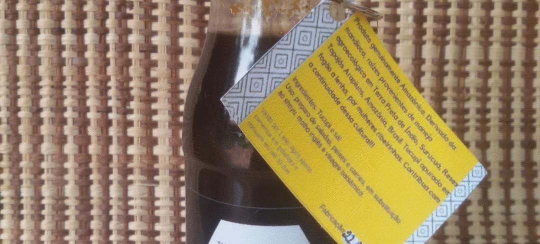 Tucupi preto, o shoyu indígena feito de mandioca