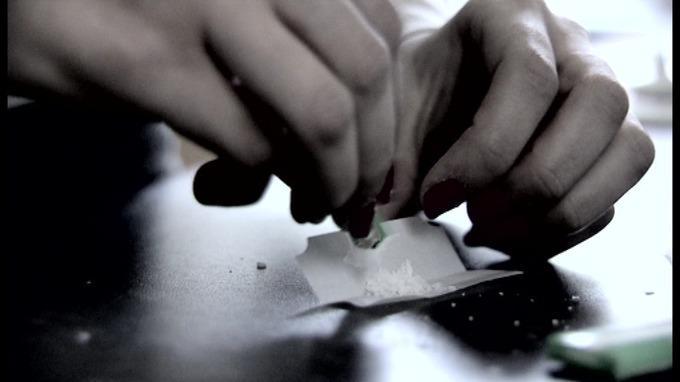 Jovens em situação de risco e uso de drogas