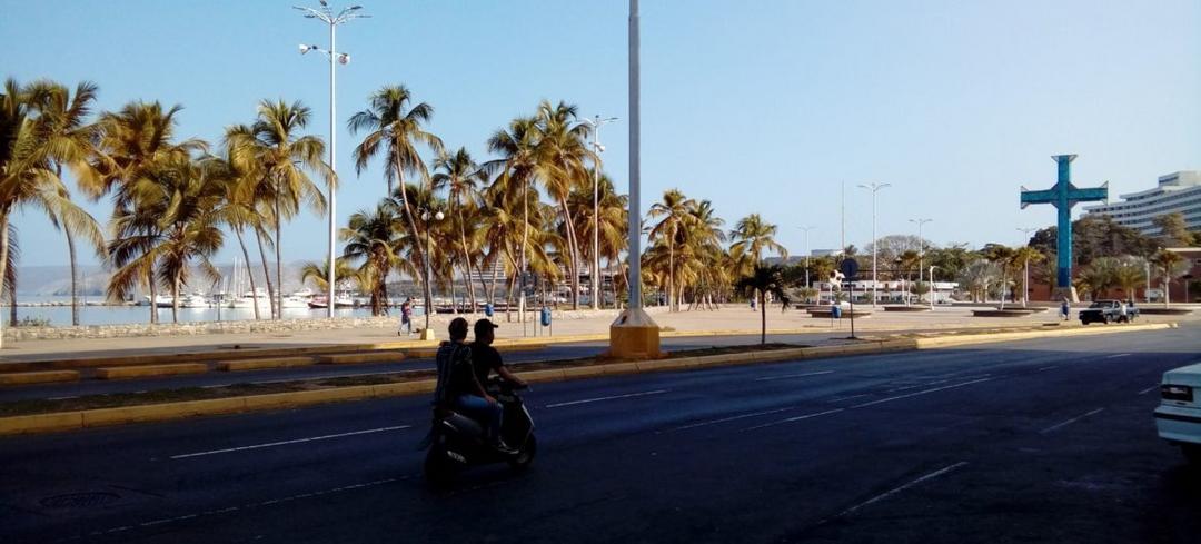 A vizinha Venezuela