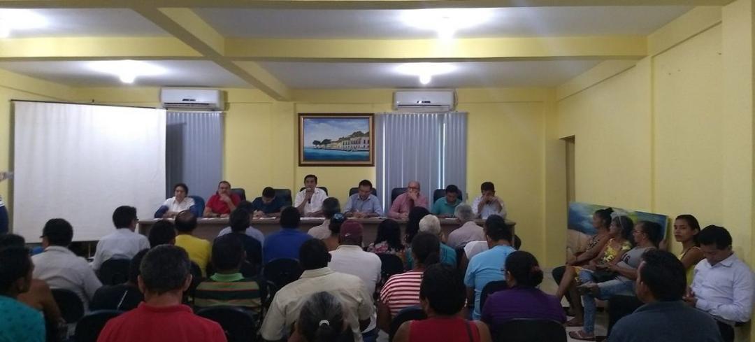 23/10/2017 - Câmara não segue recomendação do Ministério Público, nem escuta pedido da população
