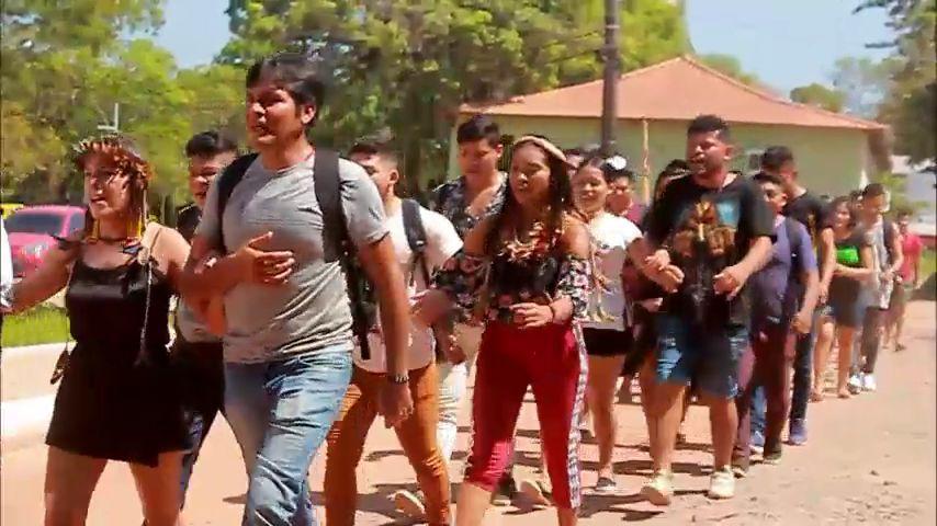 Estudantes indígenas da UFOPA estão sendo empurrados pra fora da universidade