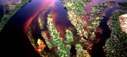 O paradisíaco Rio Arapiuns vai virar plantio de soja?
