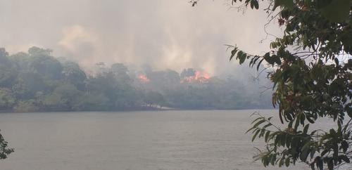 Como se proteger da fumaça das queimadas