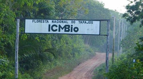 Flona Tapajós - governo vai diminuir a Flona?