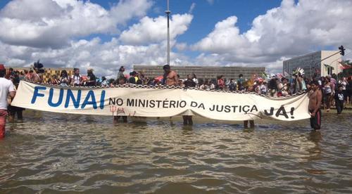 ATL2019 Em Brasília, assembleia indígena reúne povos de todo o país