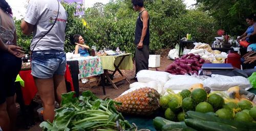 I Encontro Raiz - Feira Agroecológica e Troca de Sementes