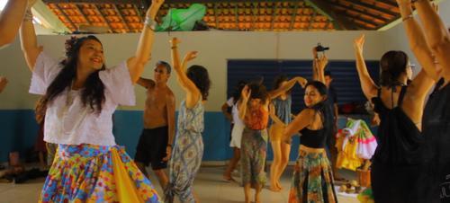III MUTAK - Oficina de Carimbó (dança)