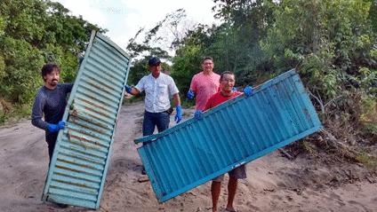 AMA ALTER - Conheça o que os moradores do Carauari têm feito para melhorar o bairro
