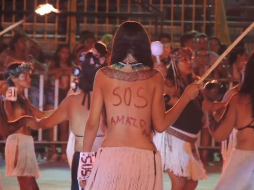[Ritual Indígena] Foto cobertura Sairé 2019: Salve a Amazônia
