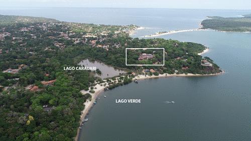 Alter do Chão entra na Justiça para impedir edifício entre o Lago Verde e o Lago do Carauari