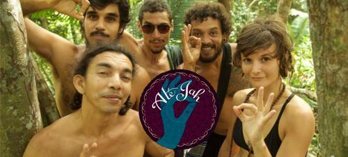 DOM 7 JAN: Lançamento da banda Até Jah no Domingo das Artes