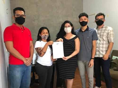 Centro Acadêmico de Direito da UFOPA e coletivo de advocacia protocolam pedido de  impeachment do presidente
