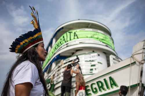 Caravana das Encantadas: indígenas transformando suas realidades