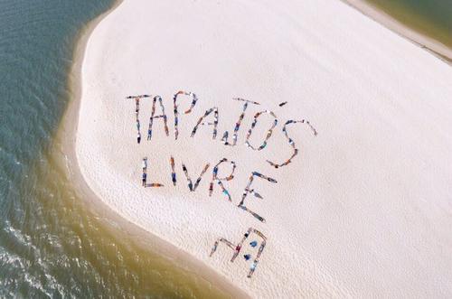 #TapajosLivre de Prédios!